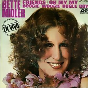 Midler, Bette - Hispavox 45-1561