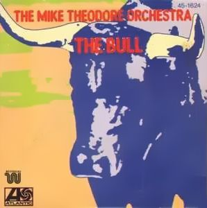Mike Theodore Orchestra, The - Hispavox 45-1624