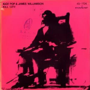 Iggy Pop And James Williamson - Hispavox45-1704