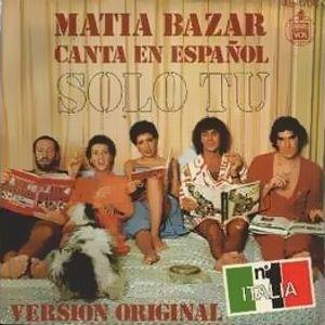 Matia Bazar - Hispavox45-1706