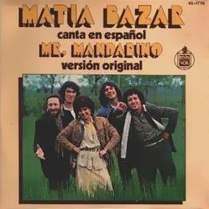 Matia Bazar - Hispavox45-1770