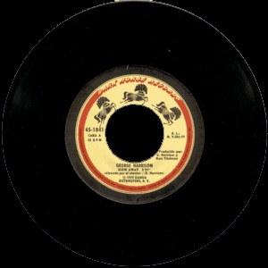 George Harrison - Hispavox45-1841