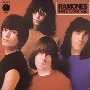 Ramones - Hispavox45-1951