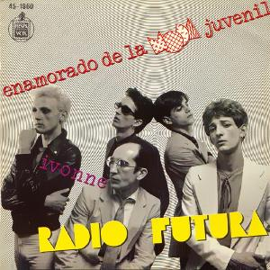 Radio Futura - Hispavox45-1960