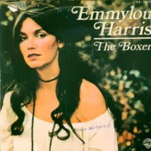 Harris, Emmylou - Hispavox45-1969