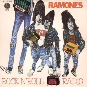 Ramones - Hispavox45-2003