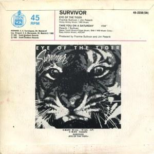 Survivor - Hispavox45-2239