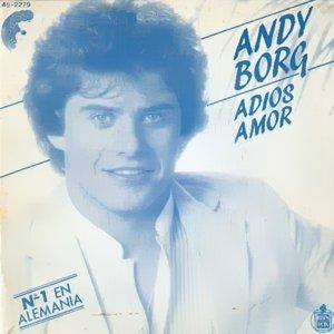 Borg, Andy - Hispavox45-2279