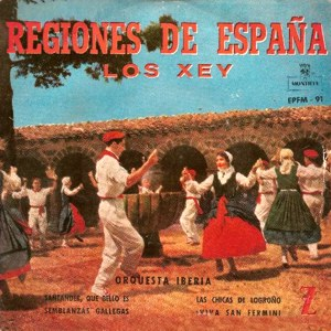 Xey, Los - Montilla (Zafiro)EPFM- 91