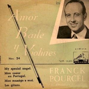 Franck Pourcel - La Voz De Su Amo (EMI)7EPL 13.255