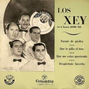 Xey, Los - ColumbiaECGE 70459