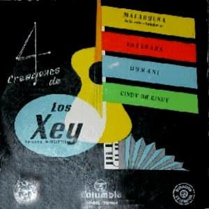 Xey, Los - ColumbiaECGE 70681