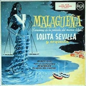 Sevilla, Lolita - RCA3-24017
