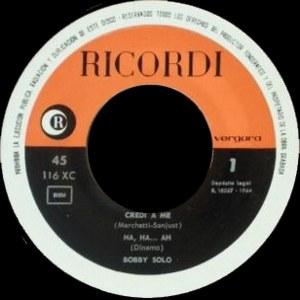 Bobby Solo - Vergara116-XC
