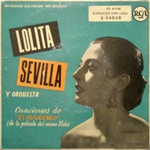 Sevilla, Lolita - RCA3-24030