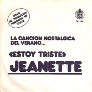 Jeanette - HispavoxCP-148