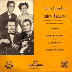 Linares Y Los Galindos, Luisa - ColumbiaECGE 70671