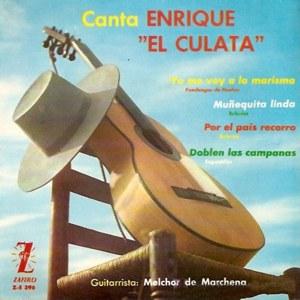 Enrique ´´El Culata´´ - ZafiroZ-E 395