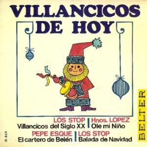 Varios - Pop Español 60' - Belter51.869
