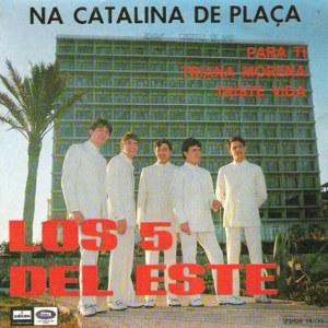 Cinco Del Este, Los - Odeon (EMI)DSOE 16.715