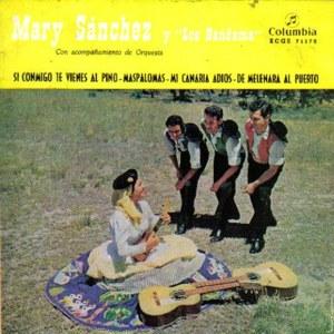 Sánchez, Mary - ColumbiaECGE 71170