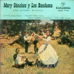 Sánchez, Mary - ColumbiaECGE 71168