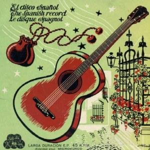 Flores, Lola - La Voz De Su Amo (EMI)7EPL 13.187