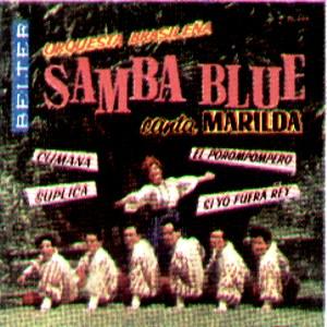 Samba Blue - Belter50.598