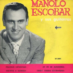Escobar, Manolo