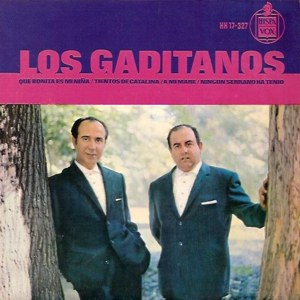 Gaditanos, Los - HispavoxHH 17-327