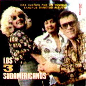 Tres Sudamericanos, Los - Belter08.286
