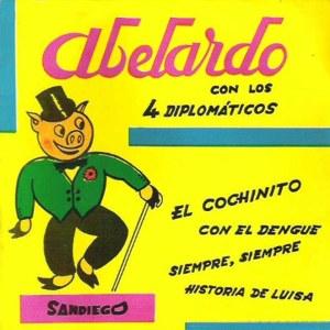 Abelardo Con Los 4 Diplomáticos - San DiegoSAN-102