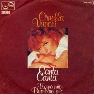 Vanoni, Ornella - ZafiroOOX-286