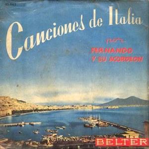 Mula y Su Acordeón, Fernando - Belter45.062
