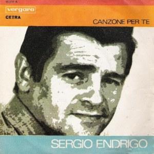 Sergio Endrigo - Vergara45.239-A