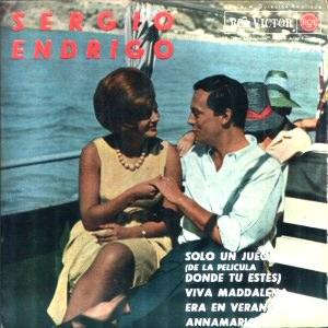 Sergio Endrigo - RCA3-20774