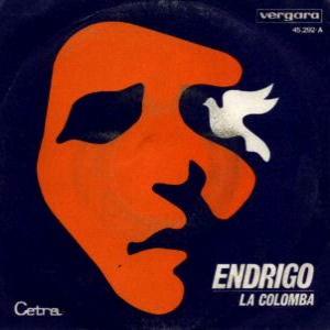 Sergio Endrigo - Vergara45.292-A