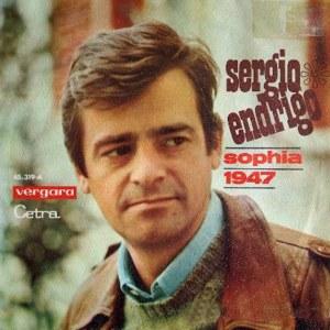 Sergio Endrigo - Vergara45.319-A
