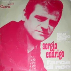 Sergio Endrigo - Vergara45.368-A