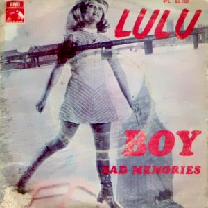 Lulu - La Voz De Su Amo (EMI)PL 63.202