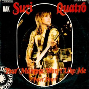 Suzi Quatro - Odeon (EMI)J 006-96.283