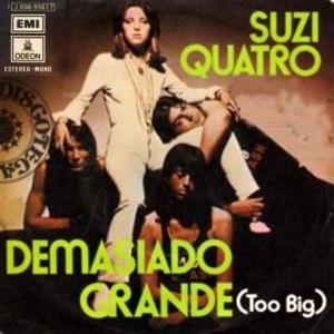 Suzi Quatro - Odeon (EMI)J 006-95.617