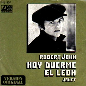 Robert John - HispavoxHS 807