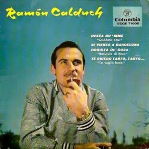 Calduch, Ramón - ColumbiaECGE 71000