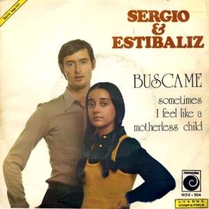 Sergio Y Estíbaliz - Novola (Zafiro)NOX-204