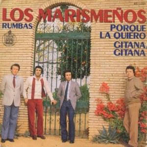 Marismeños, Los - Hispavox45-2227
