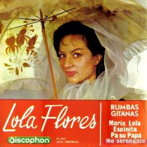 Flores, Lola - Discophon27.307