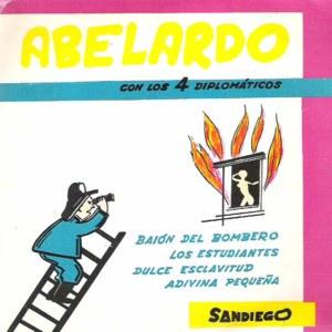 Abelardo Con Los 4 Diplomáticos - San DiegoSAN-100