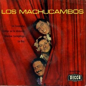 Machucambos, Los - Columbia EDGE 71550