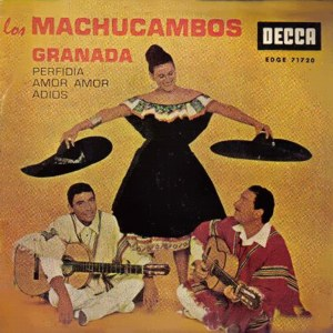 Machucambos, Los - ColumbiaEDGE 71720